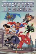 Justice League Red Justice SC (2002 Bantam Books) Young Reader 1-REP