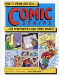 How to Draw and Sell Comic Strips for Newspapers and Comic Books HC (1987 1st Edition) 1-REP