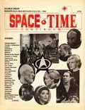 Space-Time Continuum (circa 1990s Space-Time Continuum) Fanzine Vol. 3 #2-3