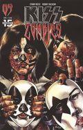Kiss Zombies (2019 Dynamite) 5C