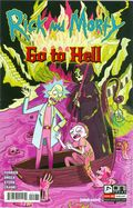Rick and Morty Go to Hell (2020 Oni Press) 1C