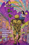 Amelia Cole and the Unknown World GN (2013 IDW) 1-REP