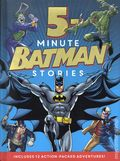 5-Minute Batman Stories HC (2015 HarperCollins) 1-REP
