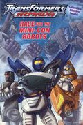 Transformers Armada Race for the Mini-Con Robots SC (2003 Reader's Digest) 1-1ST