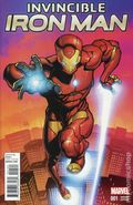 Invincible Iron Man (2015 2nd Series) 1M