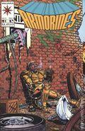 Armorines (1994 1st Series Valiant) 4