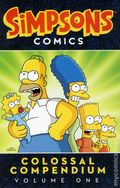 Simpsons Comics Colossal Compendium TPB (2013-Present Bongo) 1-REP