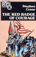 Red Badge of Courage (1973 Pendulum Press) Now Age Books Illustrated 1ST