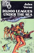 20,000 Leagues Under the Sea (1973 Pendulum Press) Now Age Books Illustrated 0-1ST