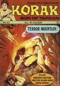 Korak Son of Tarzan (1971-1976) UK 43