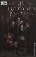 October Faction (2014 IDW) Ashcan 1