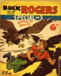 Buck Rogers Special (Australian Edition c.1955 Southdown) 3