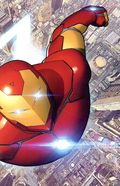 Invincible Iron Man (2015 2nd Series) 1R