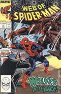 Web of Spider-Man (1985 1st Series) 51