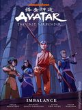 Avatar The Last Airbender Imbalance HC (2020 Dark Horse) Library Edition 1-1ST