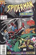 Spider-Man Unlimited (1993 1st Series) 9