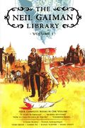 Neil Gaiman Library HC (2020 Dark Horse) 1-1ST