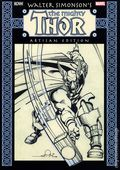 Walter Simonson's The Mighty Thor TPB (2020 IDW/Marvel) Artisan Edition 1-1ST