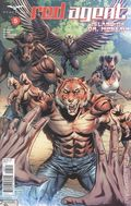 Red Agent Island of Dr. Moreau (2020 Zenescope) 5D