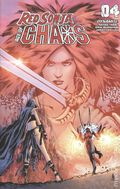 Red Sonja Age of Chaos (2020 Dynamite) 4M