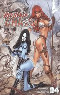 Red Sonja Age of Chaos (2020 Dynamite) 4N