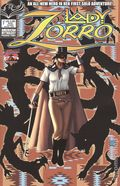 Lady Zorro (2019 American Mythology) 1A