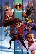 Disney-Pixar The Incredibles The Story of the Movies in Comics HC (2020 Dark Horse) Disney Comics 1-1ST