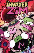 Invader Zim TPB (2016- Oni Press) 9-1ST