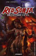 Red Sonja Birth of the She Devil TPB (2020 Dynamite) 1-1ST