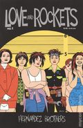 Love and Rockets (2001-2007 2nd Series) Comic-Sized 1