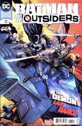 Batman and the Outsiders (2018 3rd Series) 13A