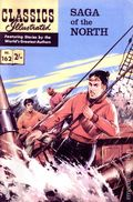 Classics Illustrated (1951 Thorpe & Porter) UK 162[HRN1556]