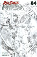 Red Sonja Age of Chaos (2020 Dynamite) 4O