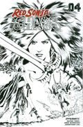 Red Sonja Age of Chaos (2020 Dynamite) 4T