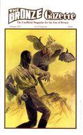 Bronze Gazette (1991 Green Eagle Publications) Fanzine Vol. 22 #66
