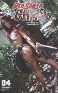 Red Sonja Age of Chaos (2020 Dynamite) 4E