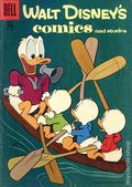 Walt Disney's Comics and Stories (1940 Dell/Gold Key/Gladstone) 213-15C