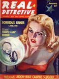 Real Detective (1931-1957 Sensation) True Crime Magazine Vol. 48 #3