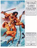 Conan the Classics Collection Portfolio (1989 S.Q.Productions) SET-09