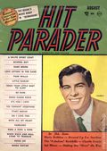 Hit Parader Magazine (1942 Charlton) Aug 1957