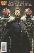 Battlestar Galactica (2006 Dynamite) 6B