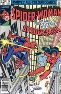 Spider-Woman (1978-1983 1st Series) UK Edition 20UK
