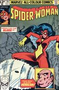 Spider-Woman (1978-1983 1st Series) UK Edition 26UK