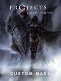 Projects HC (2019 Norma Editorial) By Luis Royo 2-1ST