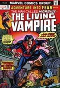 Morbius the Living Vampire Omnibus HC (2020 Marvel) 1B-1ST
