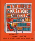 I Will Judge You by Your Bookshelf HC (2020 Abrams ComicArts) 1-1ST