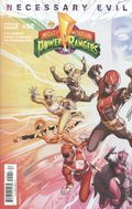 Mighty Morphin Power Rangers (2016 Boom) 50A