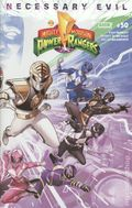 Mighty Morphin Power Rangers (2016) 50B