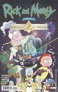 Rick and Morty Presents Council of Ricks (2020 Oni Press) 1A