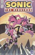 Sonic The Hedgehog (2018 IDW) 28A